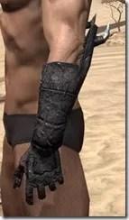 Reach Winter Heavy Gauntlets - Male Side