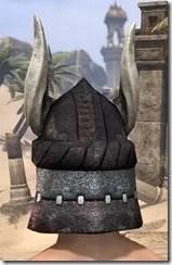 Reach Winter Heavy Helm - Male Rear