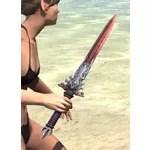 Sapiarch Rubedite Dagger