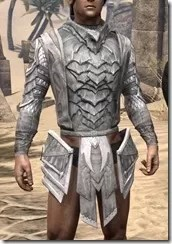 Scalecaller Iron Cuirass - Male Front
