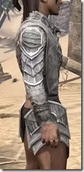 Scalecaller Iron Cuirass - Male Right