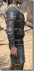 Tsaesci Iron Cuirass - Male Right