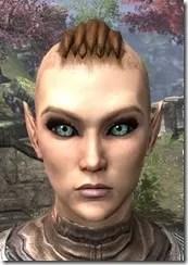 Dark Emphasis Eyelashes Female