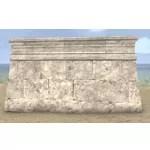 Alinor Plinth, Sarcophagus