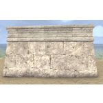 Alinor Plinth, Sarcophagus