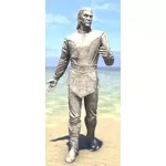 Alinor Statue, Orator