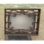 Alinor Wall Mirror, Ornate