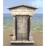 Alinor Wall Shrine, Marble
