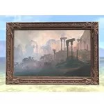 Painting of Aldmeri Ruins, Refined