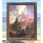 Painting of High Elf Tower, Refined
