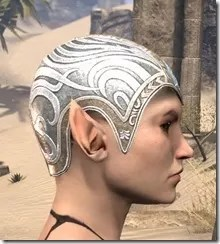 Psijic Skullcap Hat Female Side