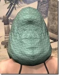 Pyandonean Homespun Hat - Female Rear