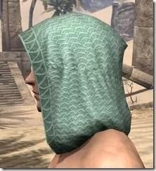 Pyandonean Homespun Hat - Male Side