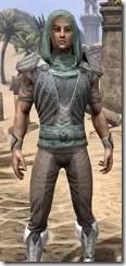 Pyandonean Homespun - Male Shirt Close Front