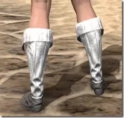 Pyandonean Homespun Shoes - Female Rear
