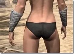 Pyandonean Iron Gauntlets - Female Rear