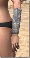 Pyandonean Iron Gauntlets - Female Side
