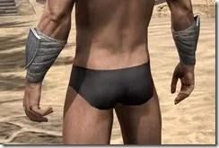 Pyandonean Iron Gauntlets - Male Rear