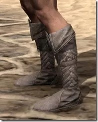 Pyandonean Rawhide Boots - Male Side