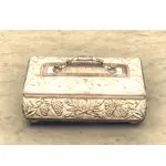 Scrimshaw Jewelry Box, Vineyard