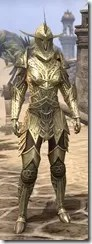 Auroran Knight Female Front