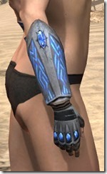 Psijic Shock Gauntlets - Female Right