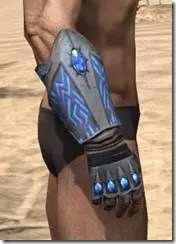 Psijic Shock Gauntlets - Male Right