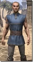 Rawhide-Laced Riften Jerkin Male Close Front