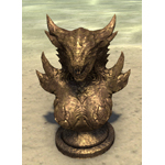 Bust: Sellistrix the Lamia Queen