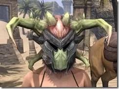 Chokethorn Visage - Female Front