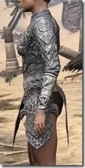Dremora Iron Cuirass - Female Side