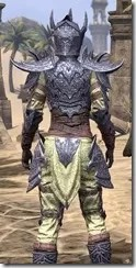 Dremora Iron - Dyed Close Rear