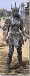 Dremora Iron - Female Front