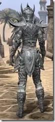 Dremora Iron - Female Rear
