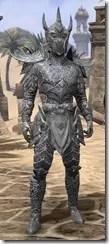 Dremora Iron - Male Front