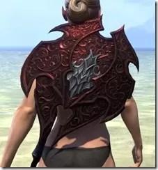 Dremora Ruby Ash Shield 1