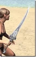Fanged Worm Sword 2