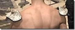 Huntsman Light Epaulets - Male Rear