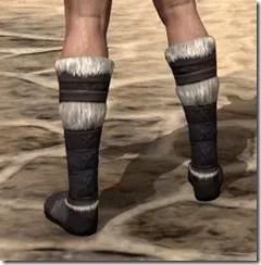 Huntsman Medium Boots - Male Rear