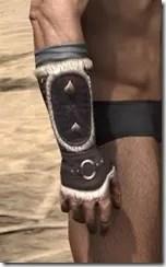 Huntsman Medium Bracers - Male Right