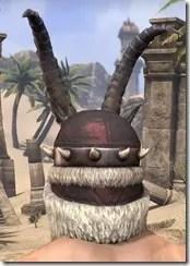 Huntsman Medium Helmet - Male Rear