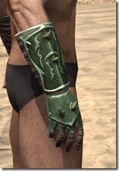 Pit Daemon Gauntlets - Male Right