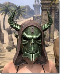 Pit Daemon Helm - Female Front