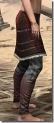 Silver Dawn Heavy Greaves - Female Right