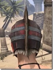 Silver Dawn Heavy Hat - Female Rear