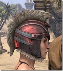Silver Dawn Heavy Hat - Female Right