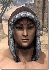 Silver Dawn Light Hat - Male Front