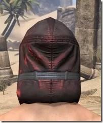 Silver Dawn Light Hat - Male Rear