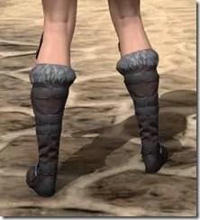 Silver Dawn Light Shoes - Female Rear