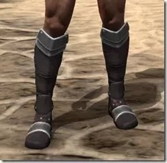 Silver Dawn Medium Boots - Male Front